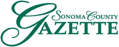 Sonoma gazette logo