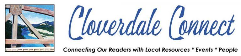 Cloverdale Connect Logo